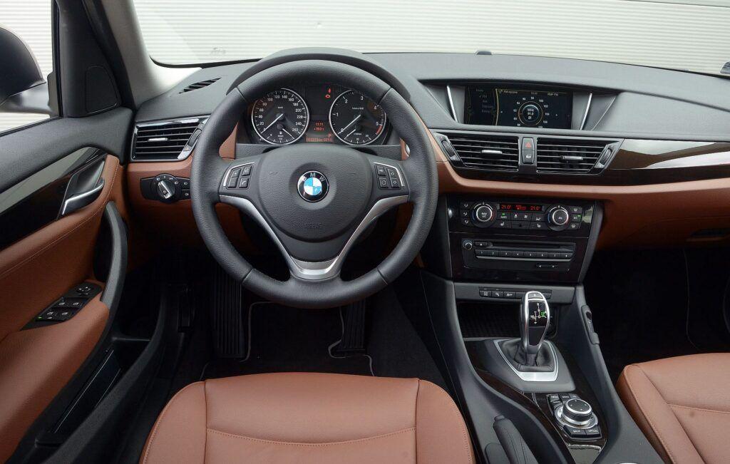 BMW X1 (E84) 19