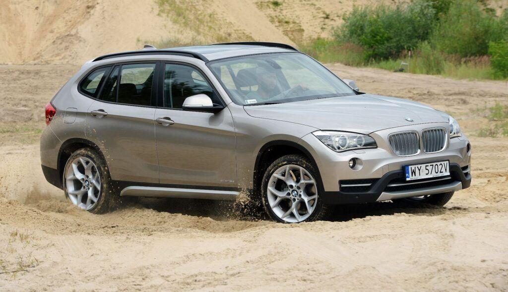 BMW X1 (E84) 25