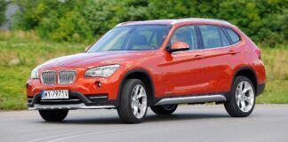 BMW X1 E84 FL xDrive20d 2.0d 184KM 8AT WY7971V 07-2014