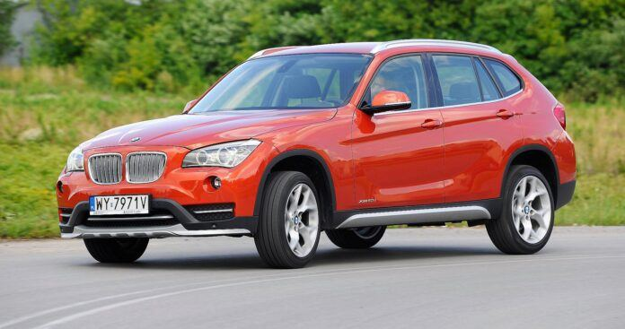 BMW X1 E84 FL xDrive20d 2.0d 184KM 8AT WY7971V 07-2014