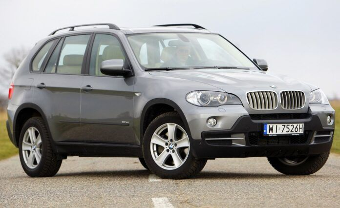 BMW X5 E70 xDrive30d 3.0d R6 235KM 6AT WI7526H 03-2009