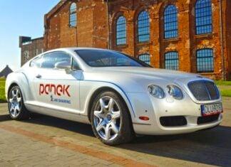 560-konny Bentley Continental GT dostępny za... kilka złotych!