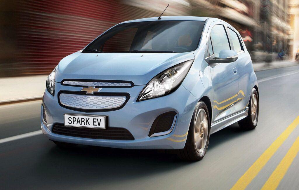 Chevrolet Spark II 01