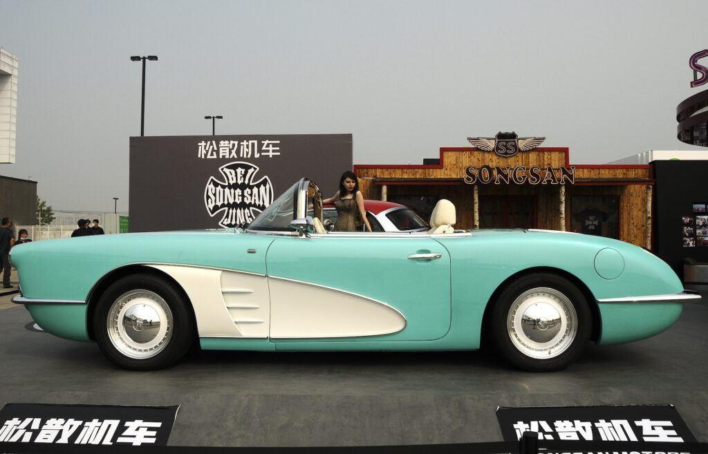 Chińska Corvette