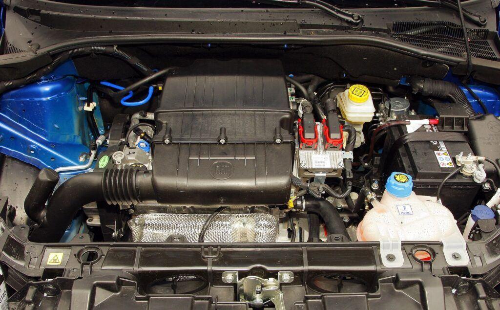FIAT Punto Evo 1.4 8V 77KM 5MT S0320B 10-2009