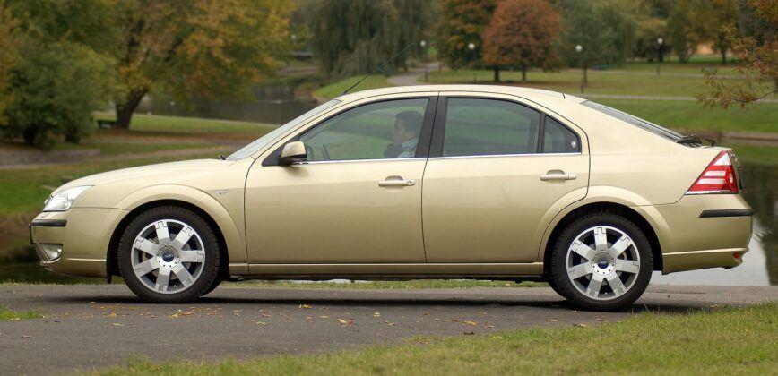 FORD Mondeo III FL Ghia 1.8SCi 130KM 6MT WU45539 10-2006