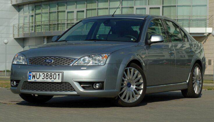 Ford Mondeo III 38