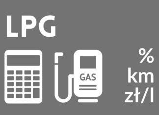 Kalkulator opłacalności montażu instalacji LPG