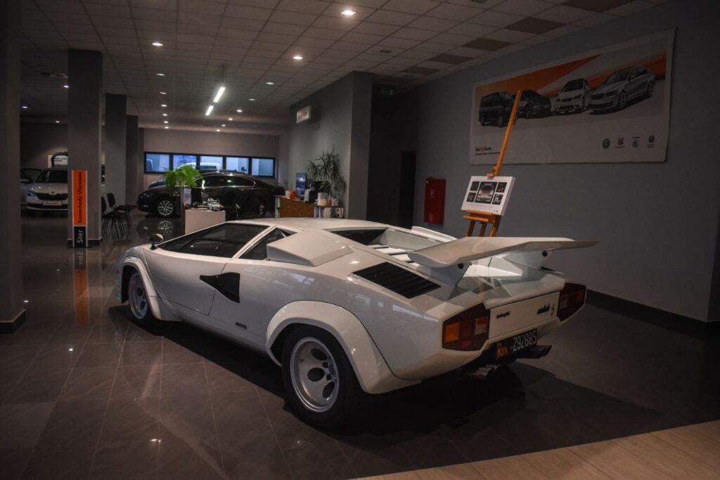Lamborghini w Radomiu