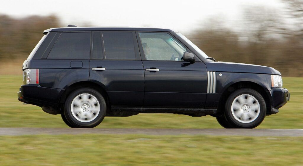 Land Rover Range Rover Vogue III 16