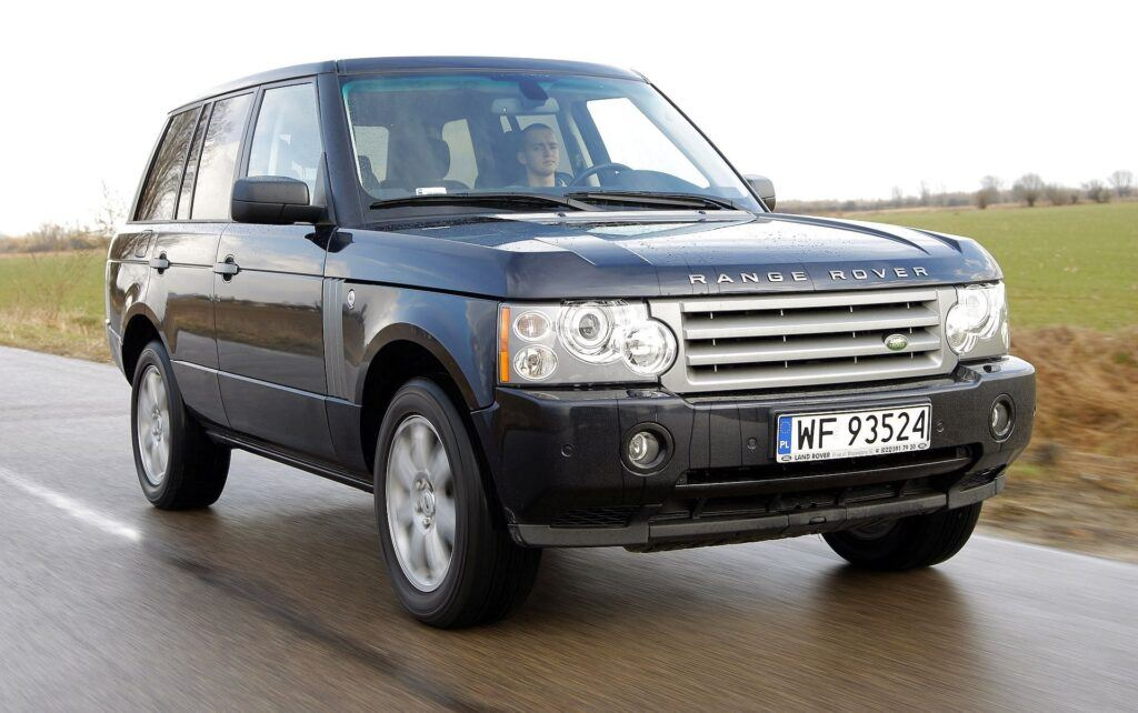 Land Rover Range Rover Vogue III 18