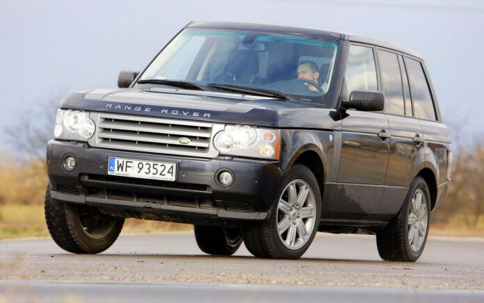 Land Rover Range Rover Vogue III 19
