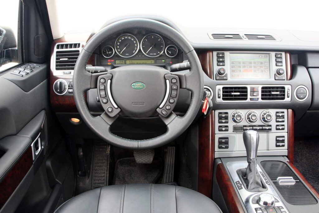 Land Rover Range Rover Vogue III 20