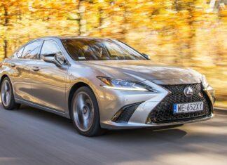 Lexus ES 300h F Sport (2020) – TEST