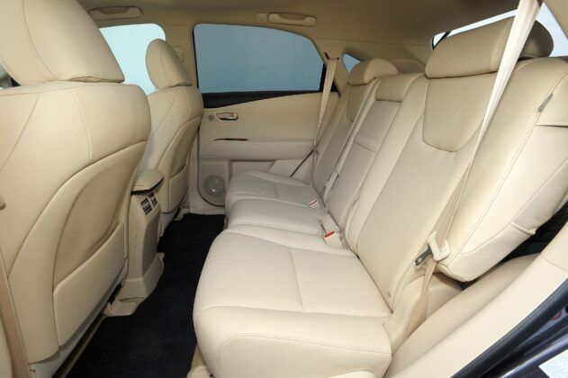 LEXUS RX 350 III 3.5 V6 277KM 6AT WE7678R 03-2009