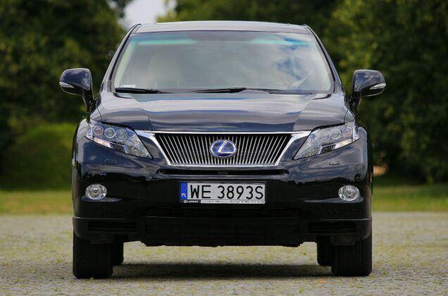 LEXUS RX 450h III 3.5 V6 299KM AT CVT WE3893S 07-2009