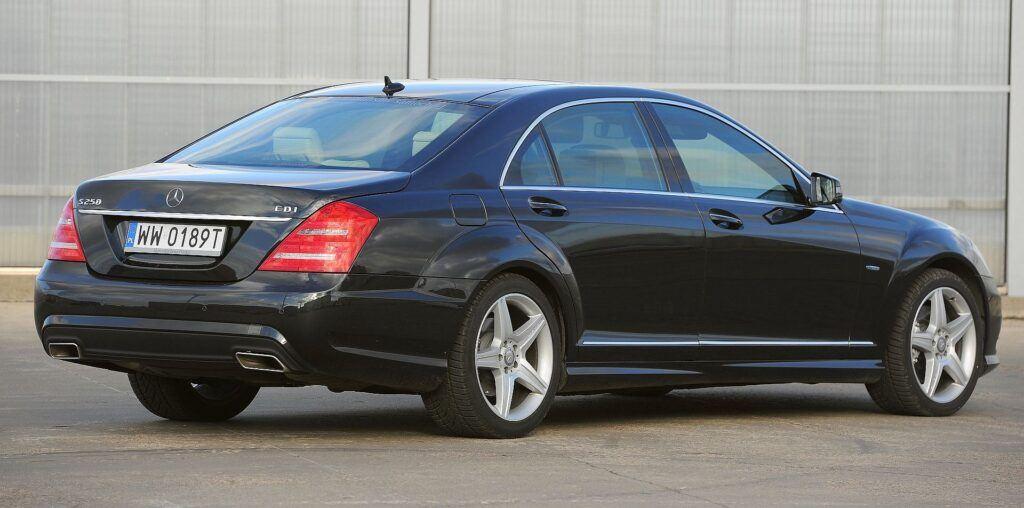 Mercedes klasy S W220 W221 01