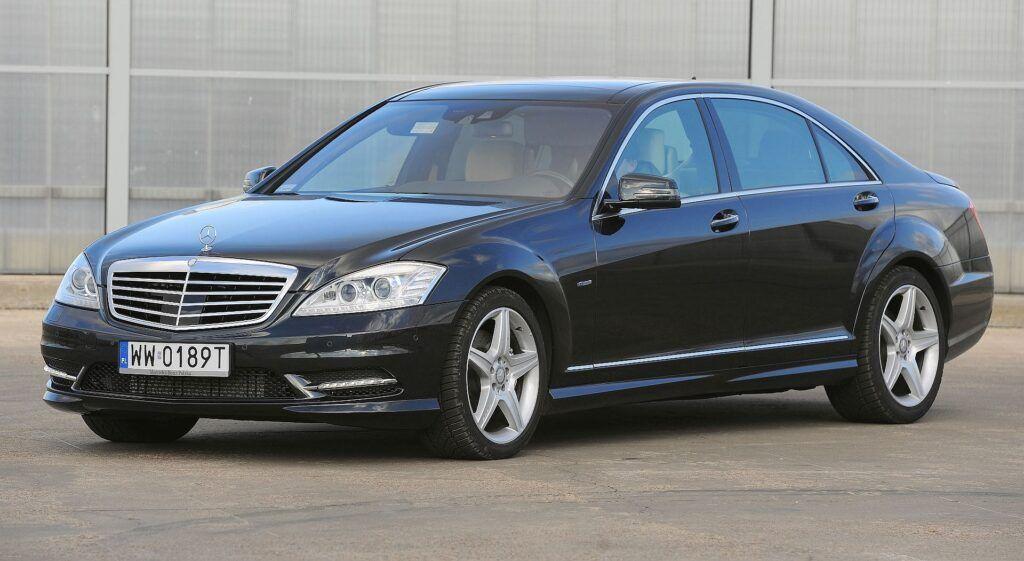 Mercedes klasy S W220 W221 13
