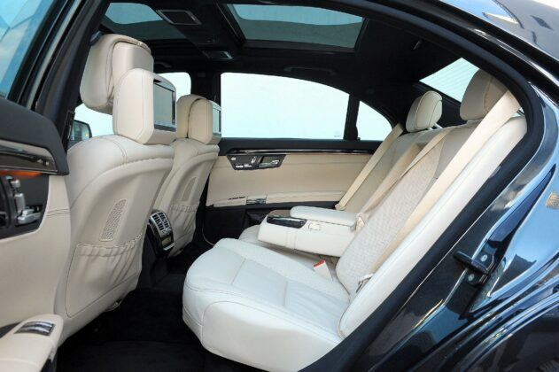 Mercedes klasy S W220 W221 08