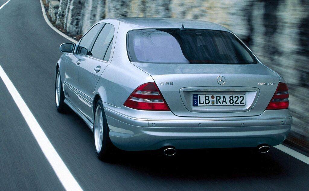 Mercedes klasy S W220 W221 09