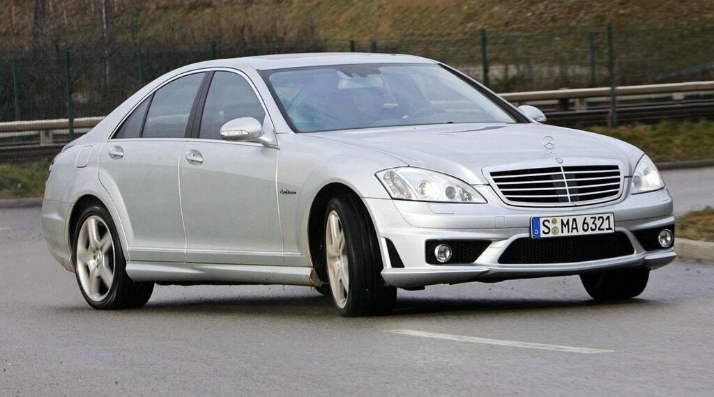 Mercedes klasy S W220 W221 10