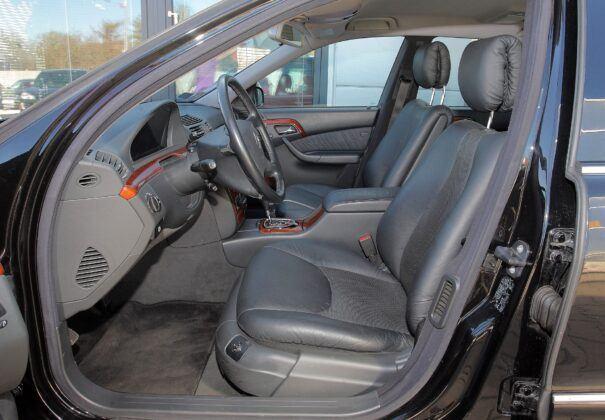 Mercedes klasy S W220 W221 18