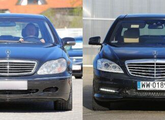 Używany Mercedes klasy S (W220) i klasy S (W221) - którą generację wybrać?