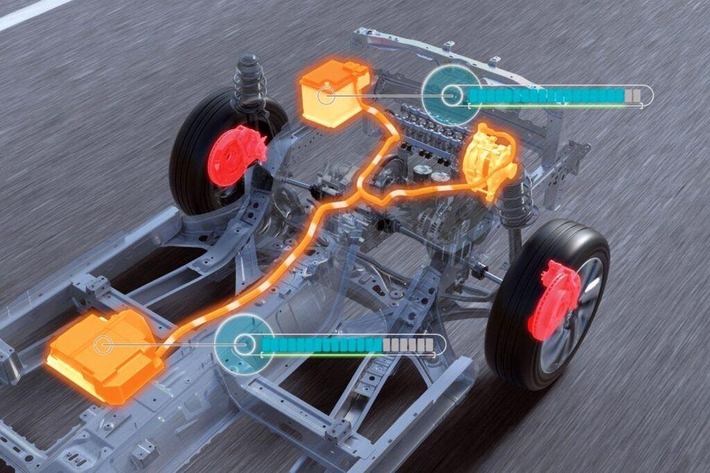 Układ Mild Hybrid Suzuki