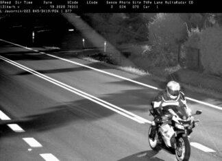 Mit obalony. Motocykliści mogą dostać mandat z fotoradaru!