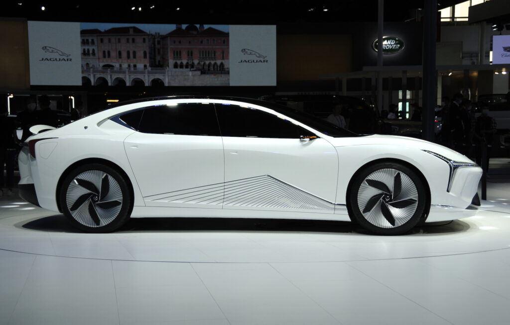 Neta Eureka 03 - elektryczne auto z Chin