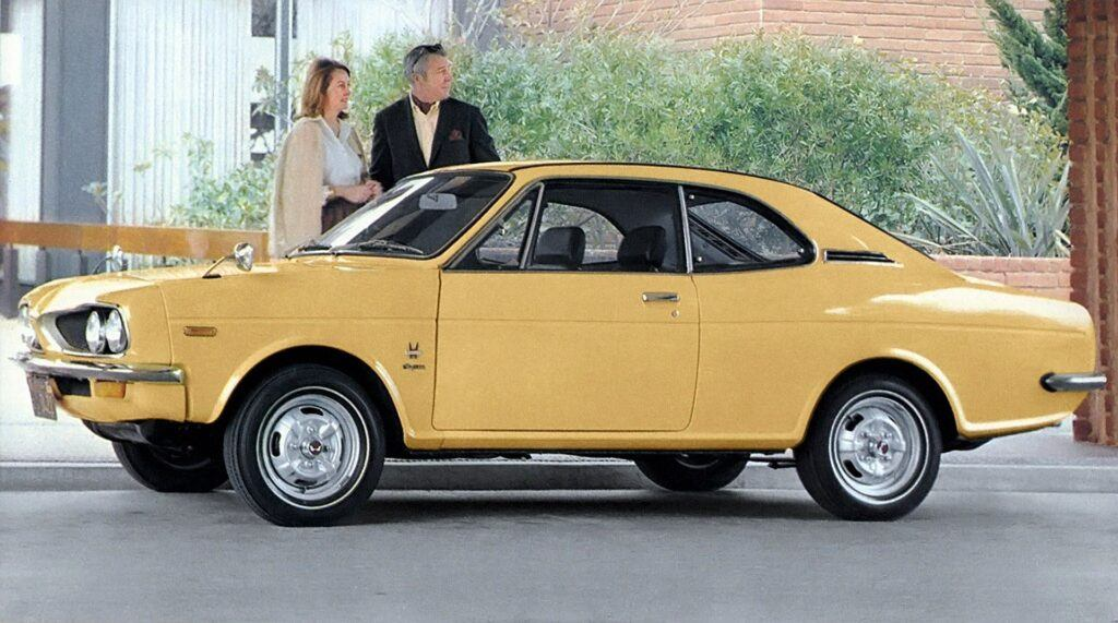 Honda 1300 Coupe