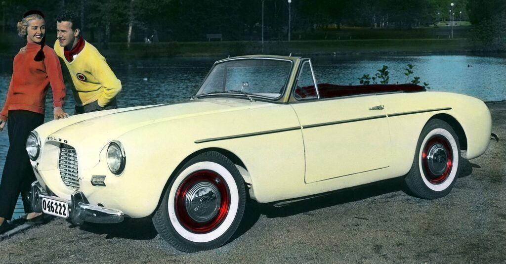 Volvo Sport (1956 -1957)