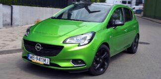Opel Corsa E 34