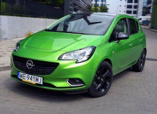 Używany Opel Corsa E (2014-2019) - opinie, dane techniczne, typowe usterki