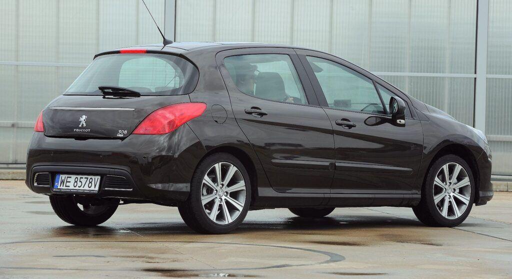 Peugeot 308 04