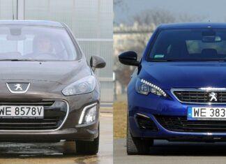 Używany Peugeot 308 I i Peugeot 308 II - którą generację wybrać?