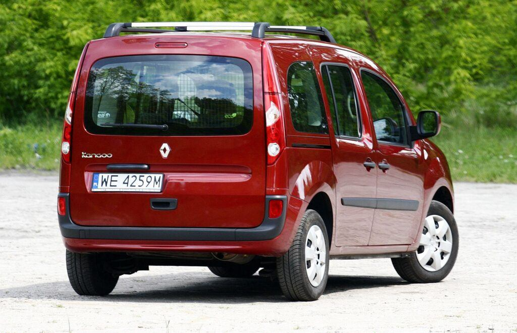 Renault Kangoo 10