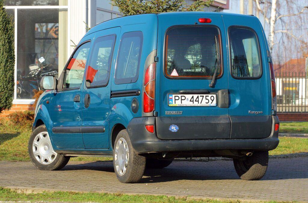 Renault Kangoo I (1)