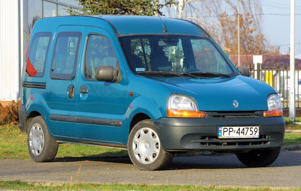 Renault Kangoo I (2)