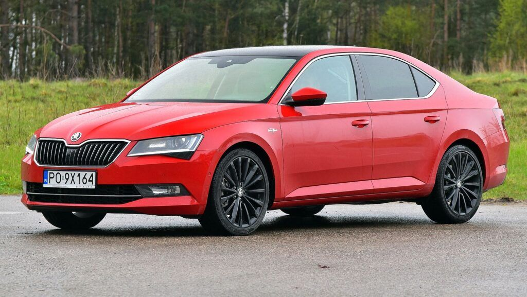 Skoda Superb II i Superb III 23