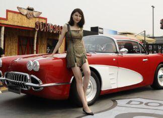 Chiński klon Corvette, czyli hybrydowy Songsan Dolphin