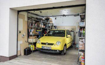 Umowa kupna sprzedaży garażu