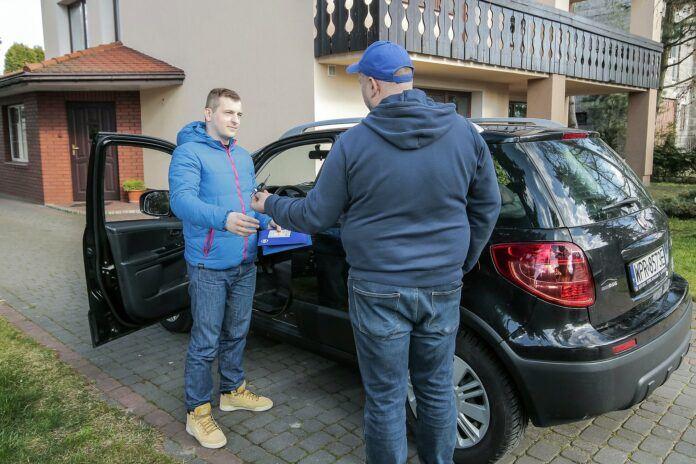 Umowa kupna sprzedaży samochodu obcokrajowcowi