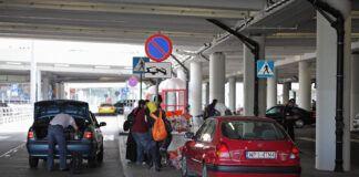 Zakaz zatrzymywania na ulicy
