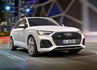 """Nowe Audi SQ5 TDI ma 341 KM i jest """"miękką"""" hybrydą"""