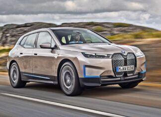 Nowe BMW iX – oficjalne zdjęcia i informacje