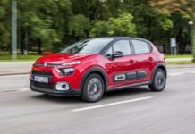citroen c3 1.2 puretech 110 lifting test 2020