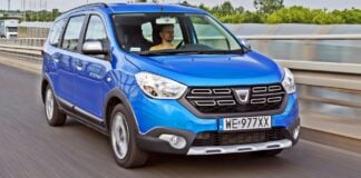 Dacia Lodgy (2020)