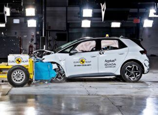 Kolejne auta rozbite. Wyniki testów zderzeniowych Euro NCAP