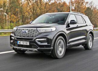 Ford Explorer (2021). Opis wersji i cennik
